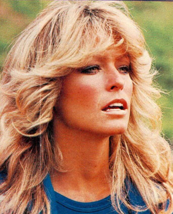 Farrah Fawcett – the coolest Angel