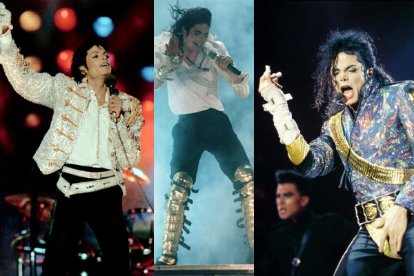 Tribute to MJ…