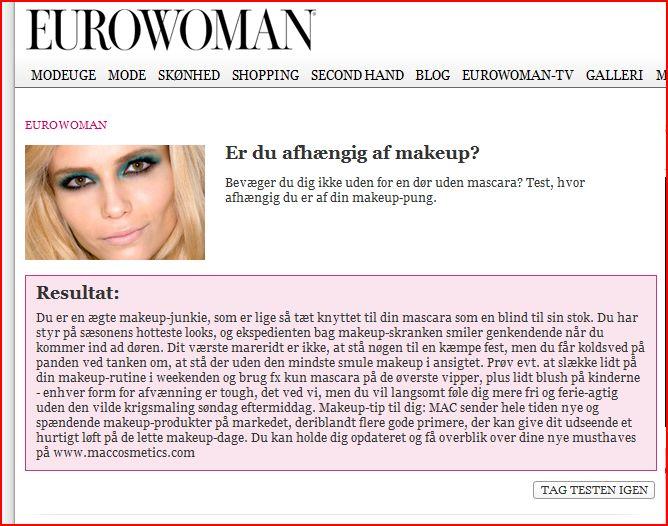 Er du afhængig af makeup?