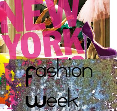 Følg med mig til New York Fashion week!