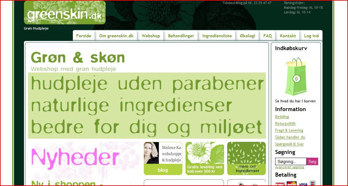 Økologi online