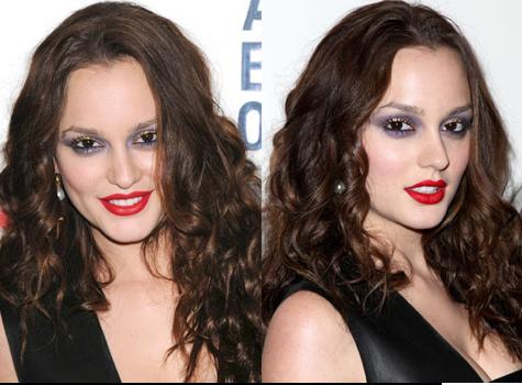 Vampet og lækker makeup