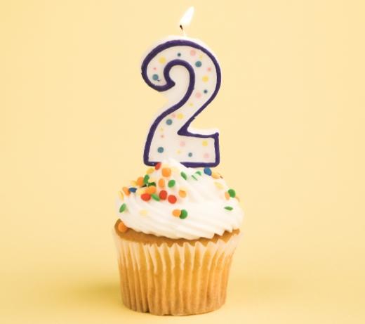 2 års fødselsdag – vind masser af præmier