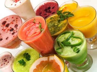 fruit smoothies istock photo