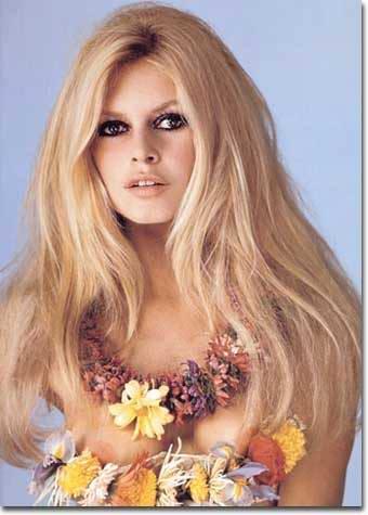 Sexet Brigitte hår