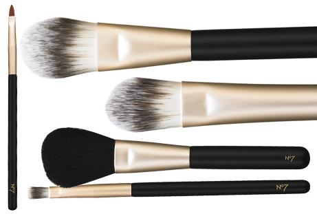 Pas godt på dine makeup pensler