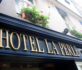 Hotel tip Paris