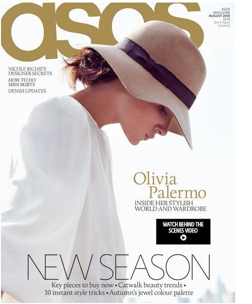 Asos online magazine