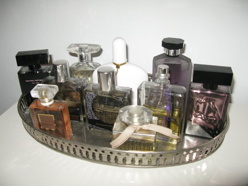 My Favorite Parfumes