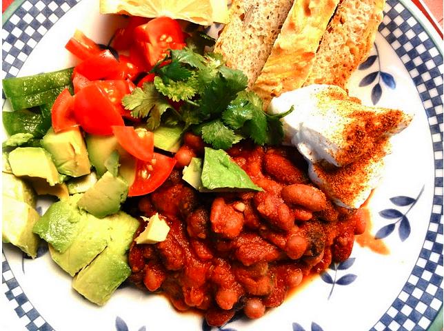 Fantastisk (og supersund) madblog!
