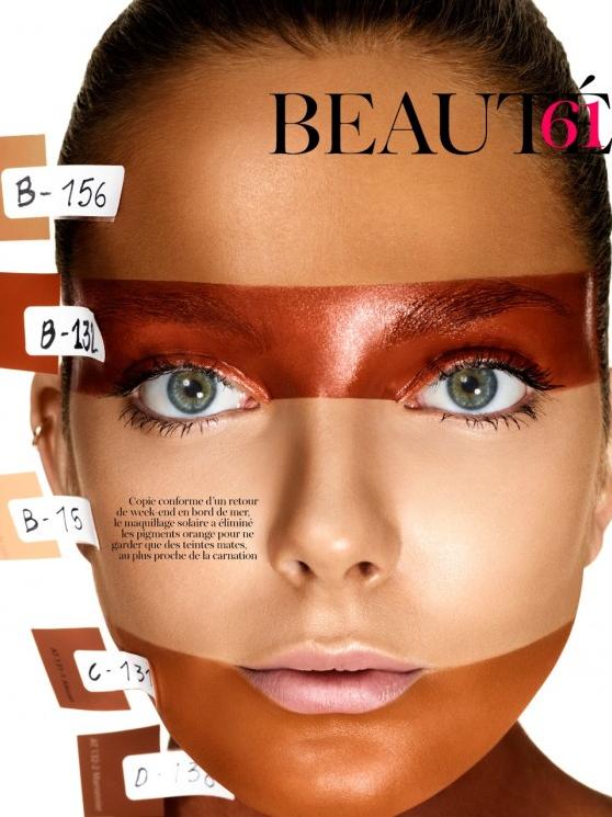 Bruger du den rigtige farve foundation?