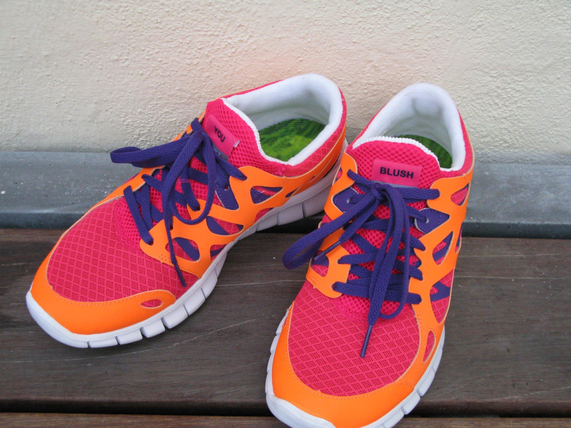 Mine nye NEON Nike's