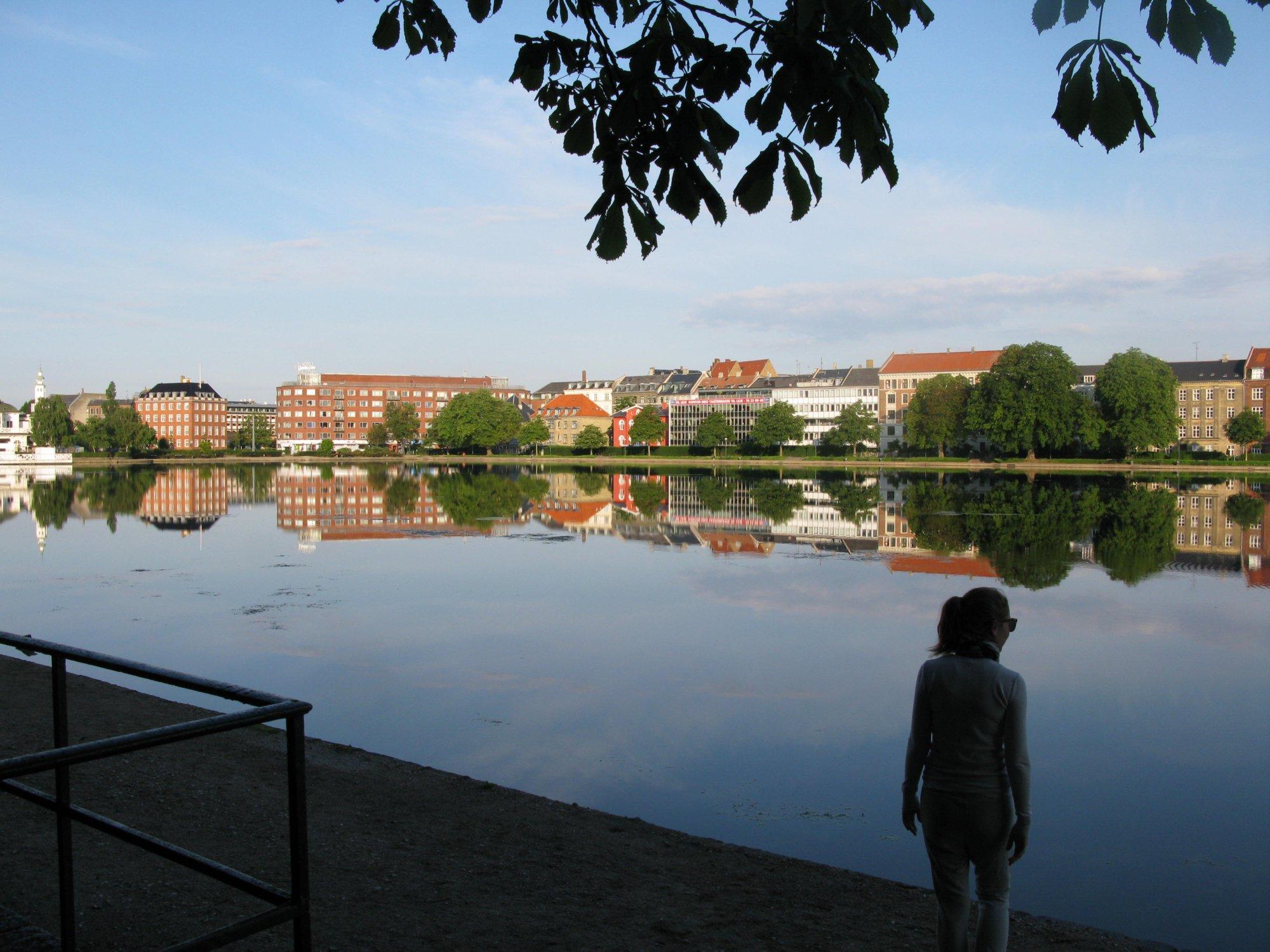 Søerne kl.07