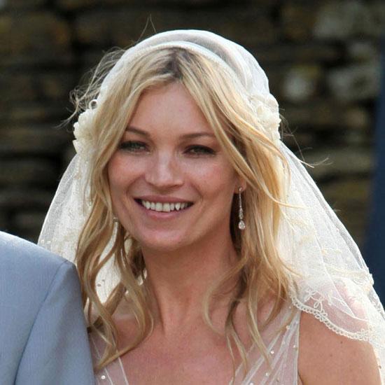 Kate Moss brudekjole