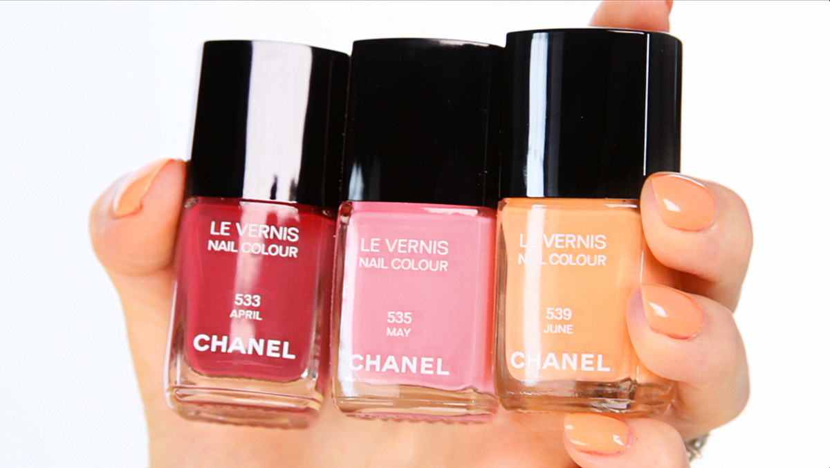 Sneak Peek Chanel Spring