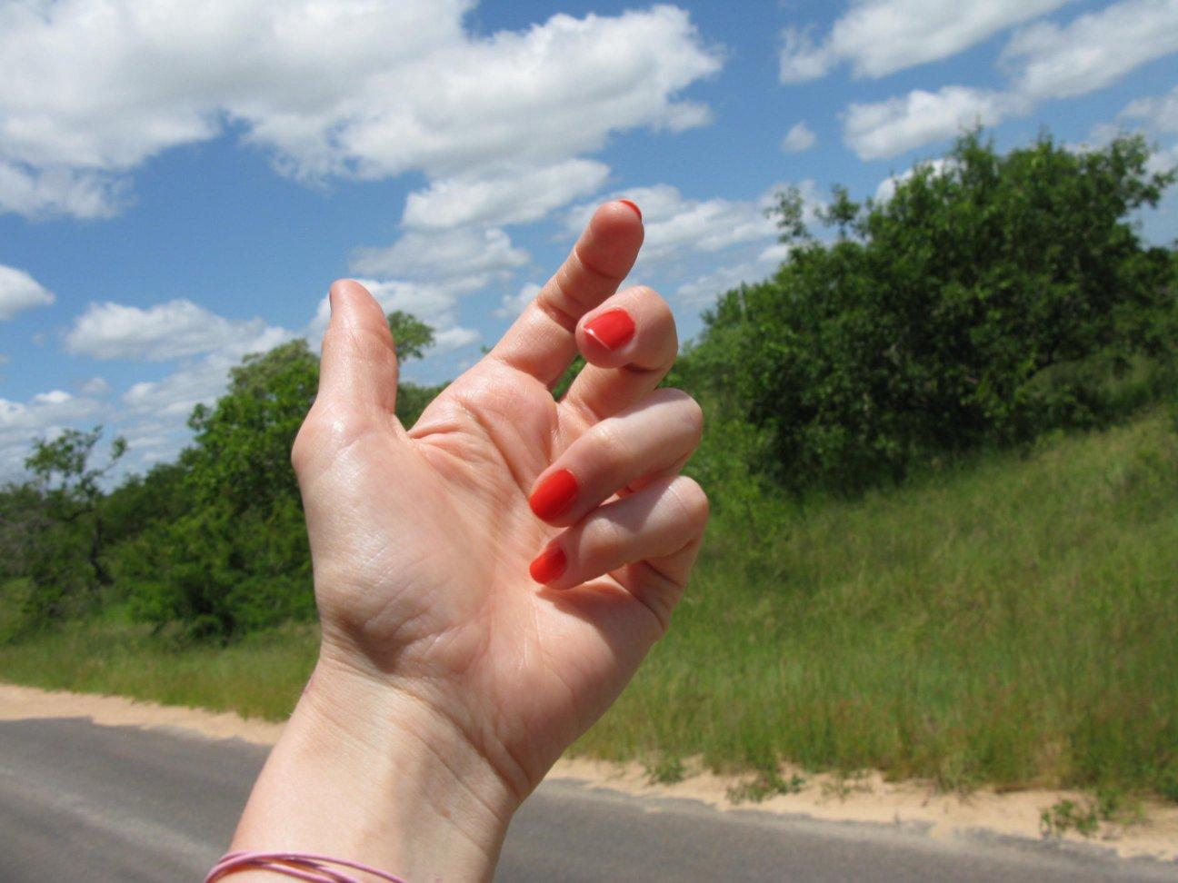 Den perfekte røde neglelak