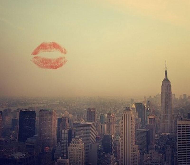 Hilsen fra New York