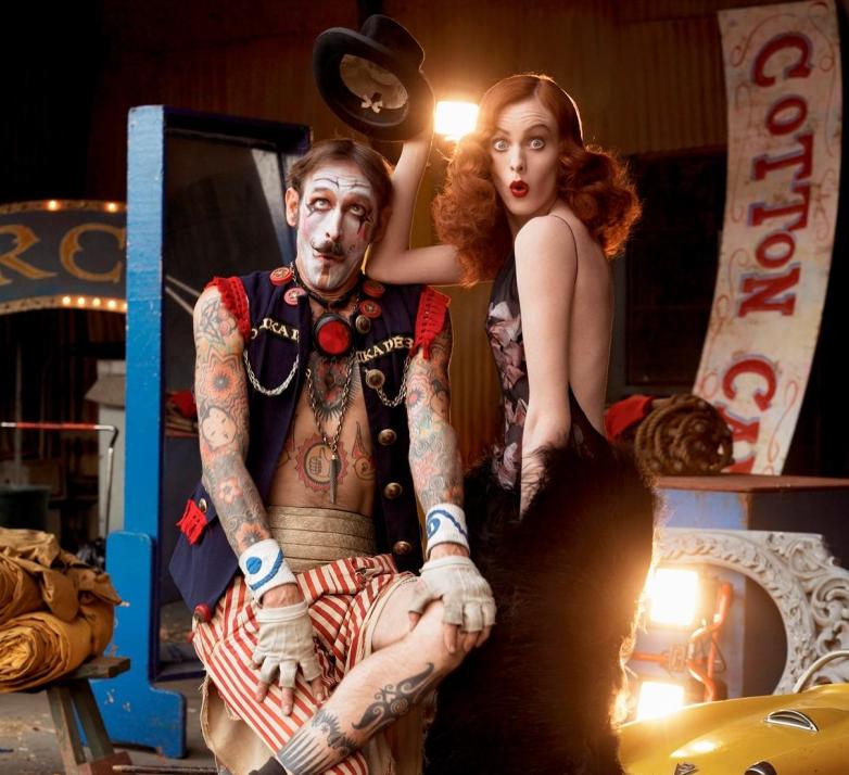 Fashion cirkus