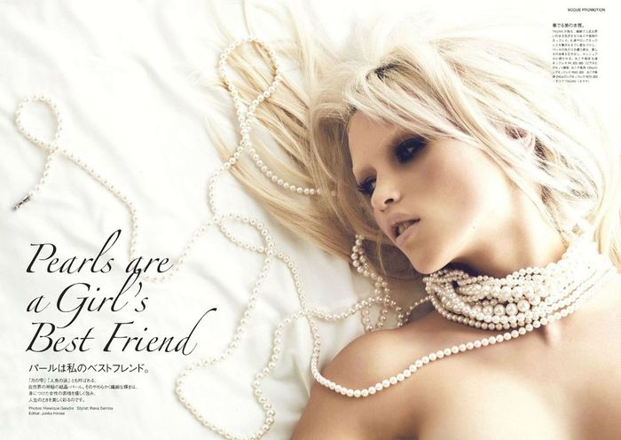 Diamonds or Pearls?