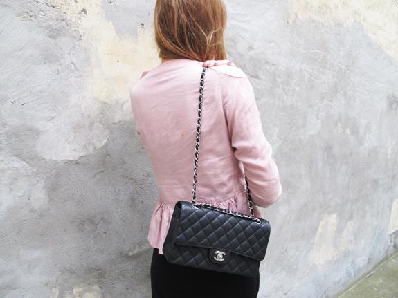 Vind en Chanel taske!