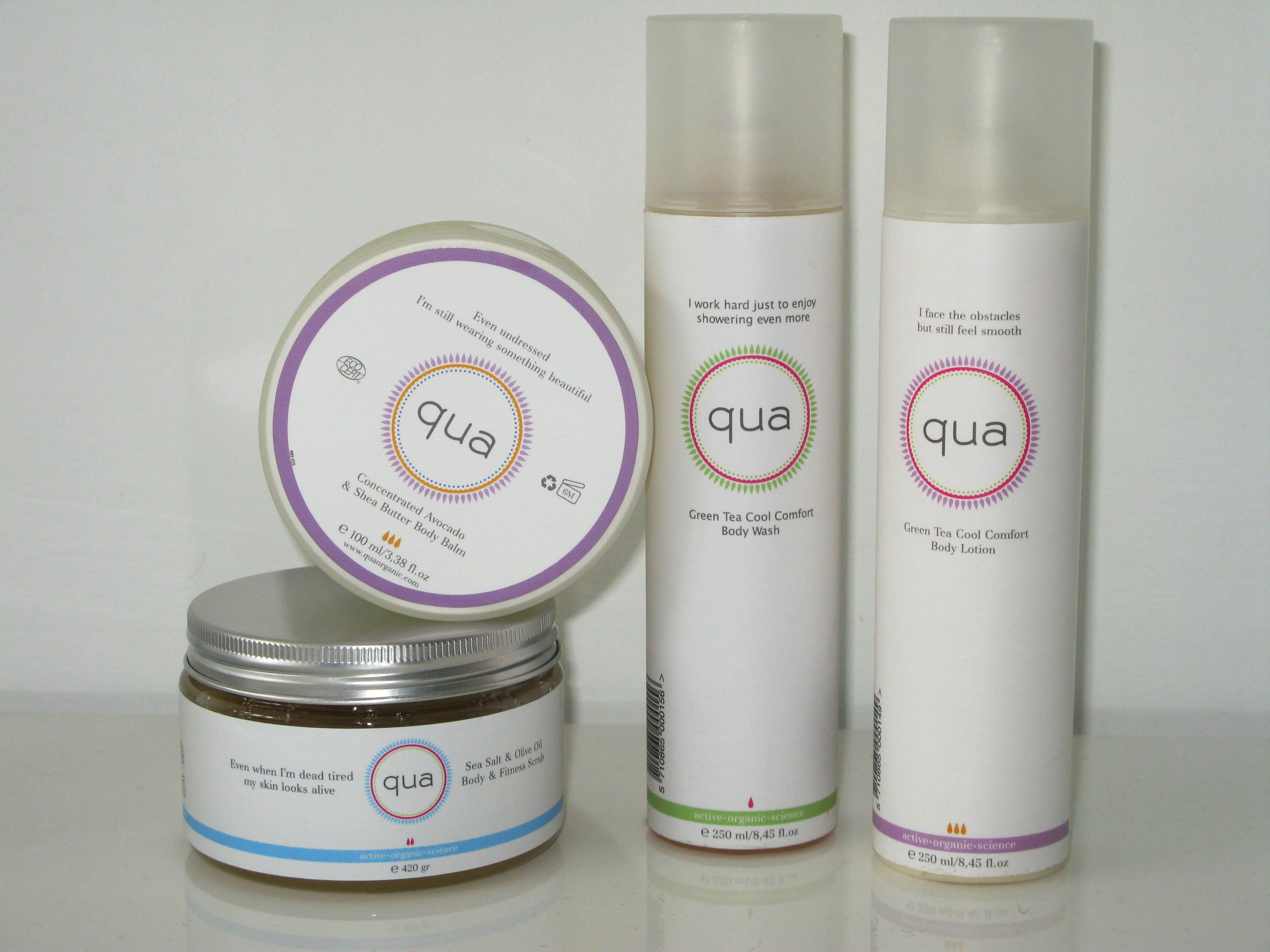 Vind produkter fra Qua Organics