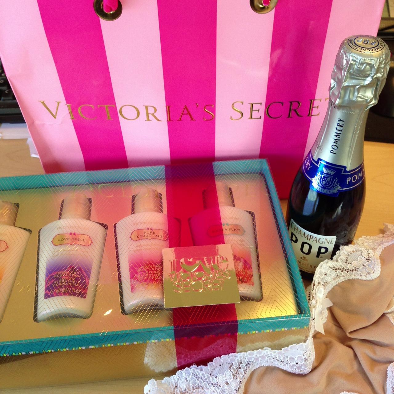 Victoria's Secret Åbner i dag