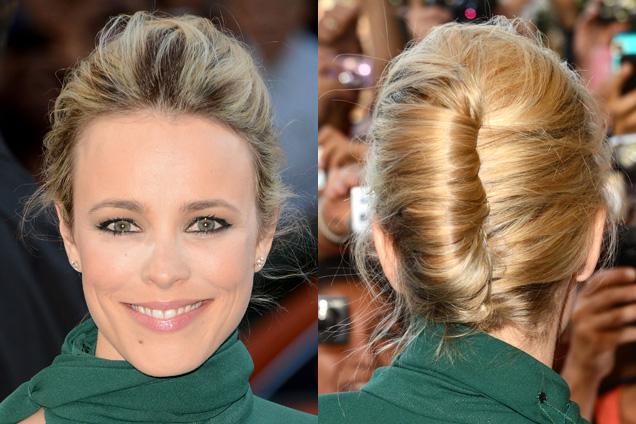 Французская укладка волос