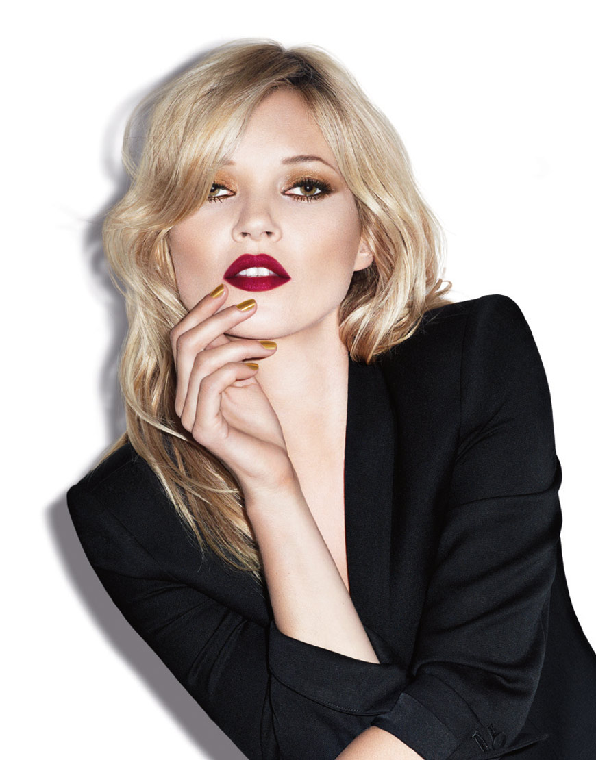 Kate Moss' beauty favoritter