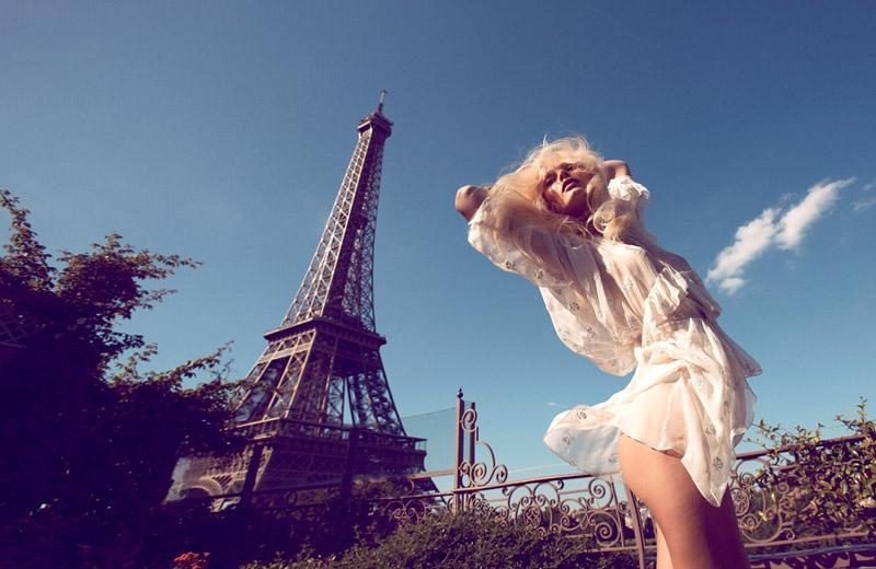 Vind en tur til PARIS