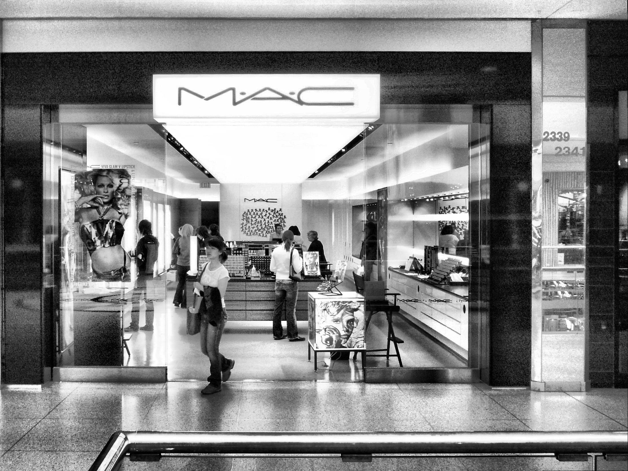 MAC åbner egen butik i København