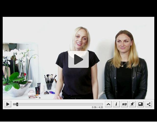 Video video makeup video