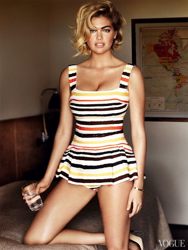 Kate-Upton-Vogue-June-2013-in-Dolce-Gabbana-bodysuit-saved-by-Chic-n-Cheap-Living