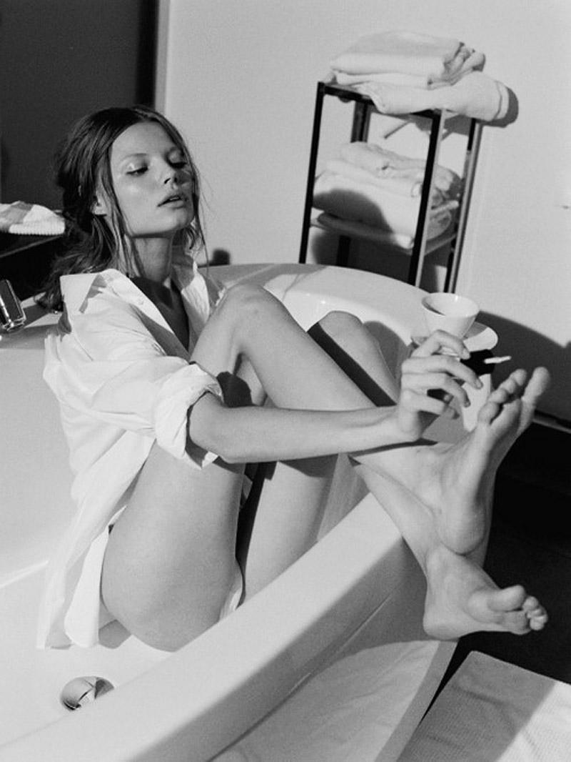Hvis jeg bare havde et karbad // If I only had a bathtub