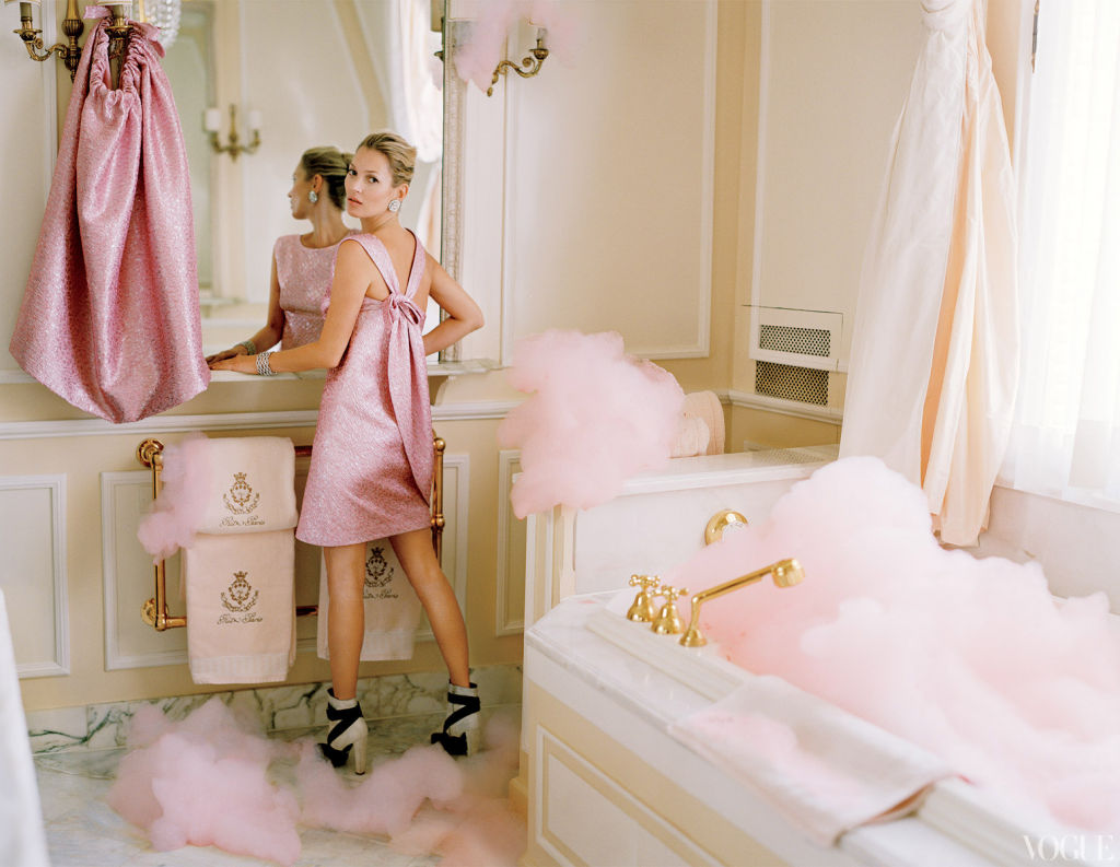 Denne måned er lyserød // This month is pink