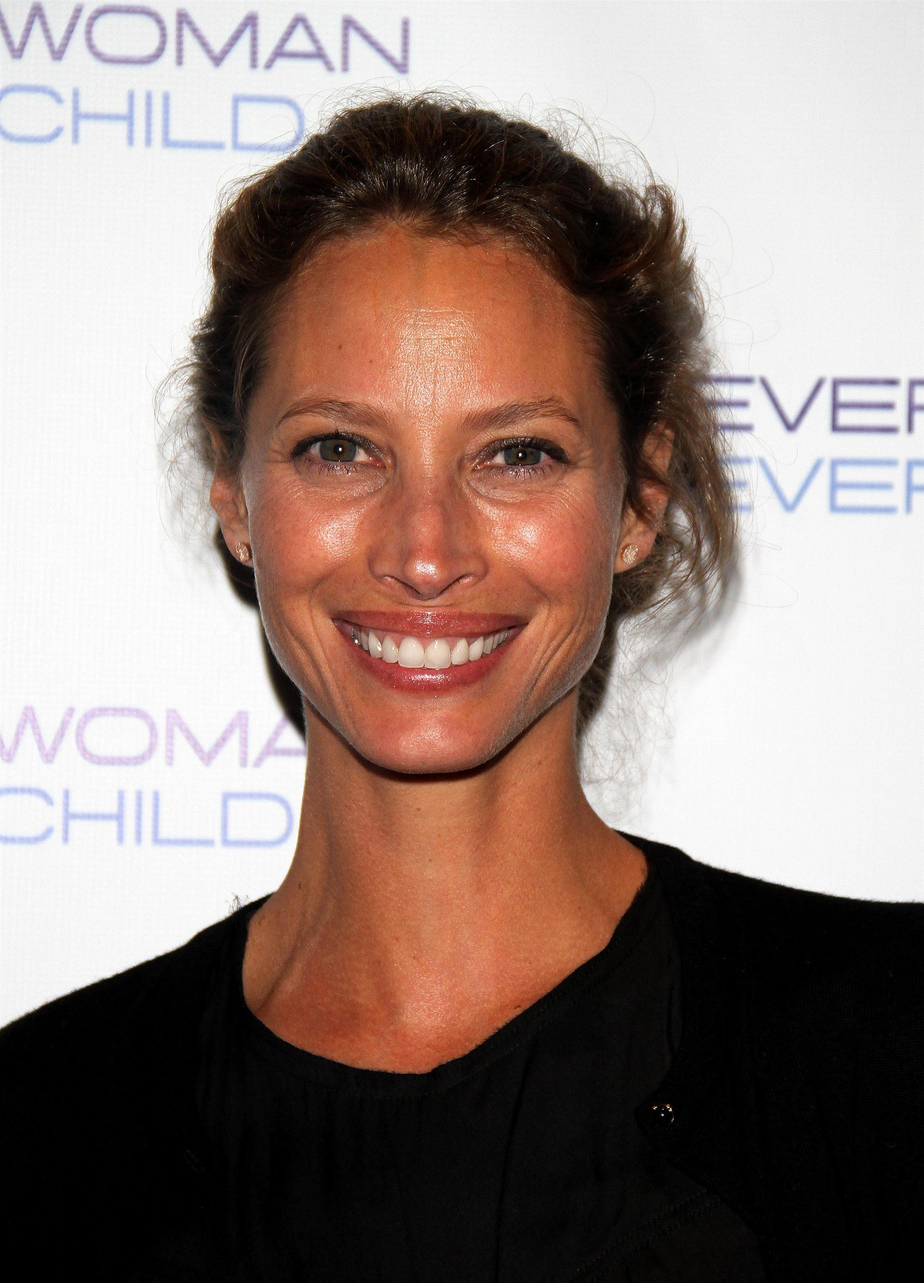 Christy Turlington 2,Every Woman Every Child MDG Reception at the Grand Hyatt Hotel-b9bd6650b7a7f61e14f66ff696be3374