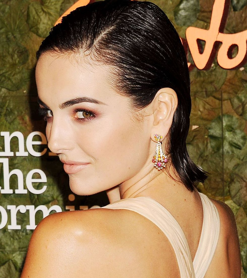 camilla-belle-wet-hair-look-october-2013