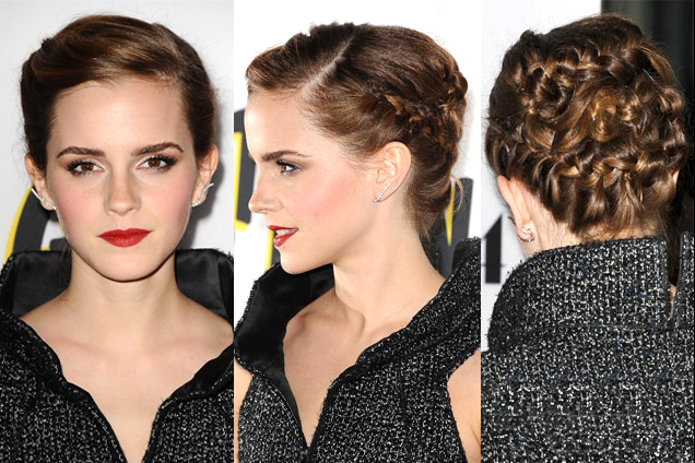 emma-watson-braided-hairstyle