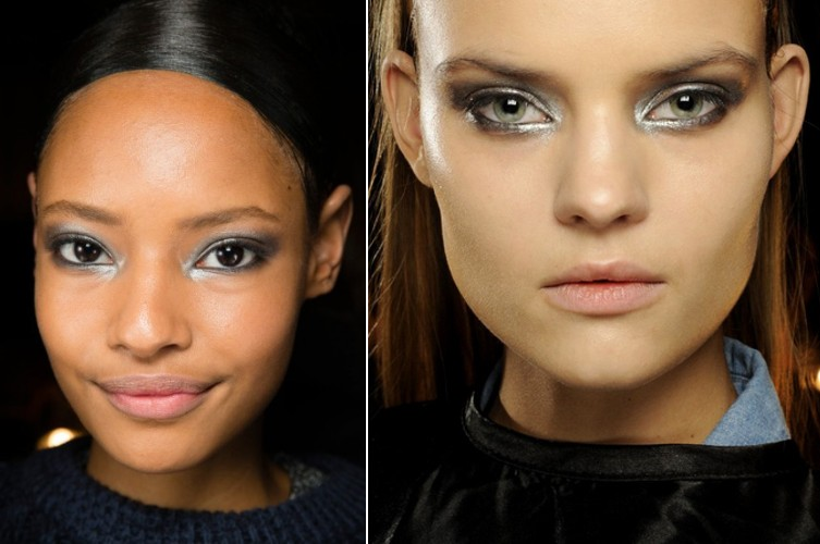 newyork-fashion-week-top-beauty-trends-2014-metallic-eye