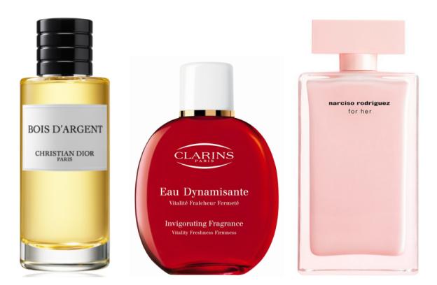 parfume med liljekonval duft