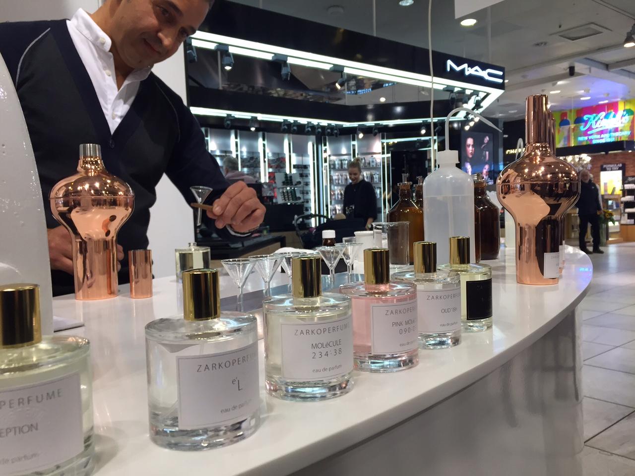 magasin parfume