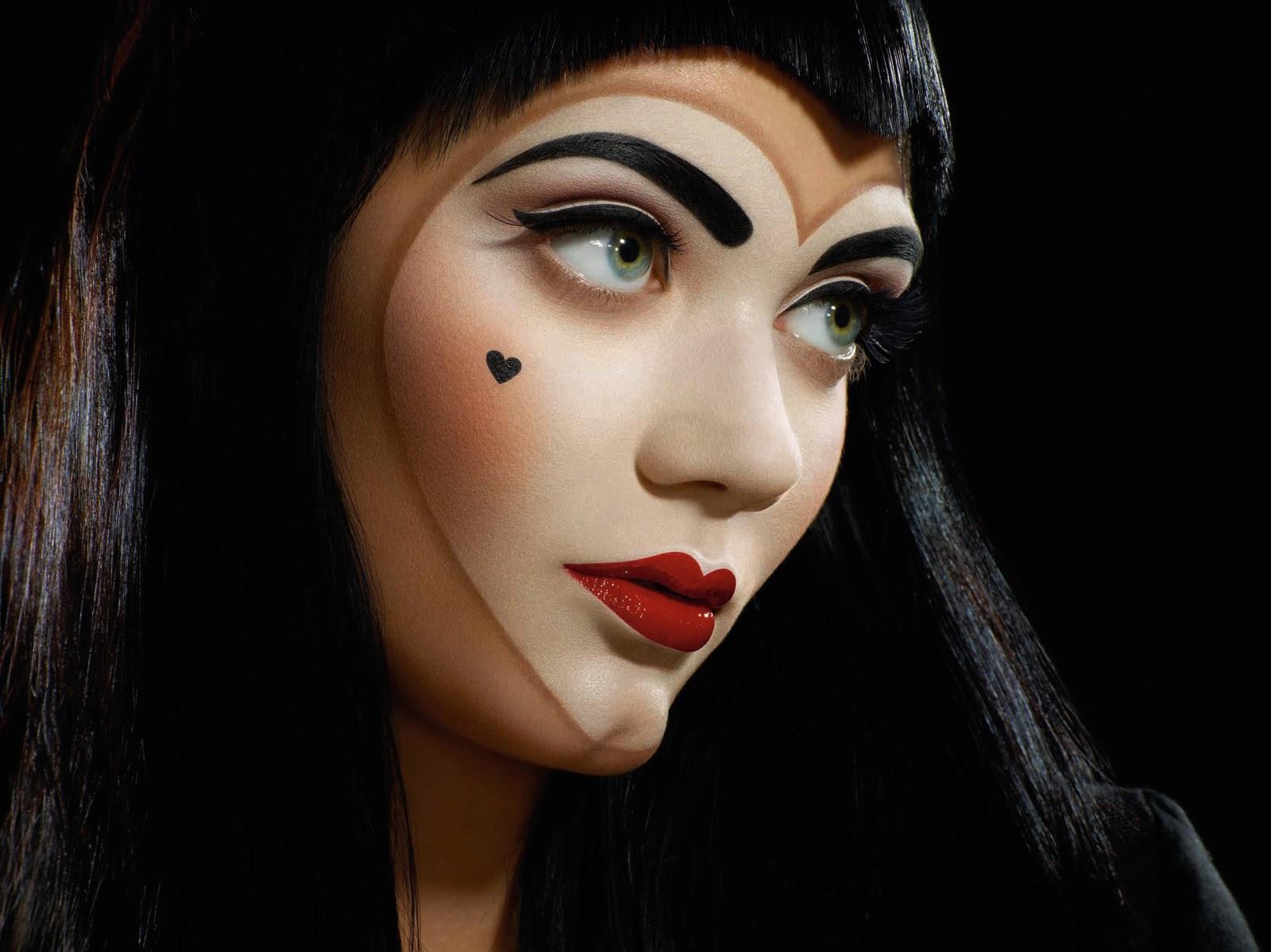 halloween beautiful makeup ideas youblush. Black Bedroom Furniture Sets. Home Design Ideas
