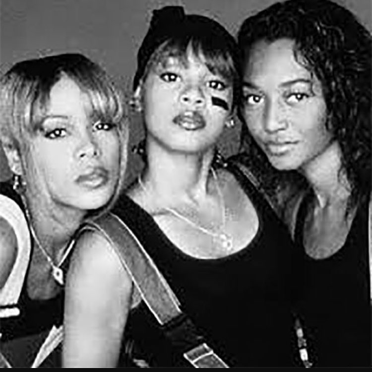 Morning mood! tlc girlpower