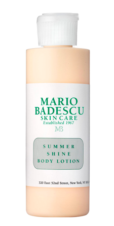 Mario Badesco summer shine