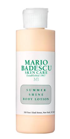 Mario Badesco summer shine