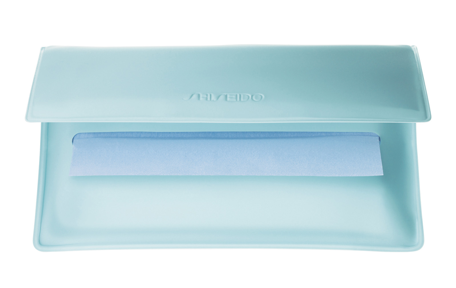 Shiseido blotting papers