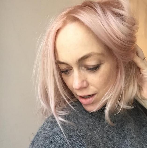 farv selv hår