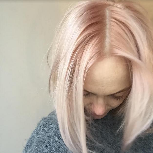farve hår gravid
